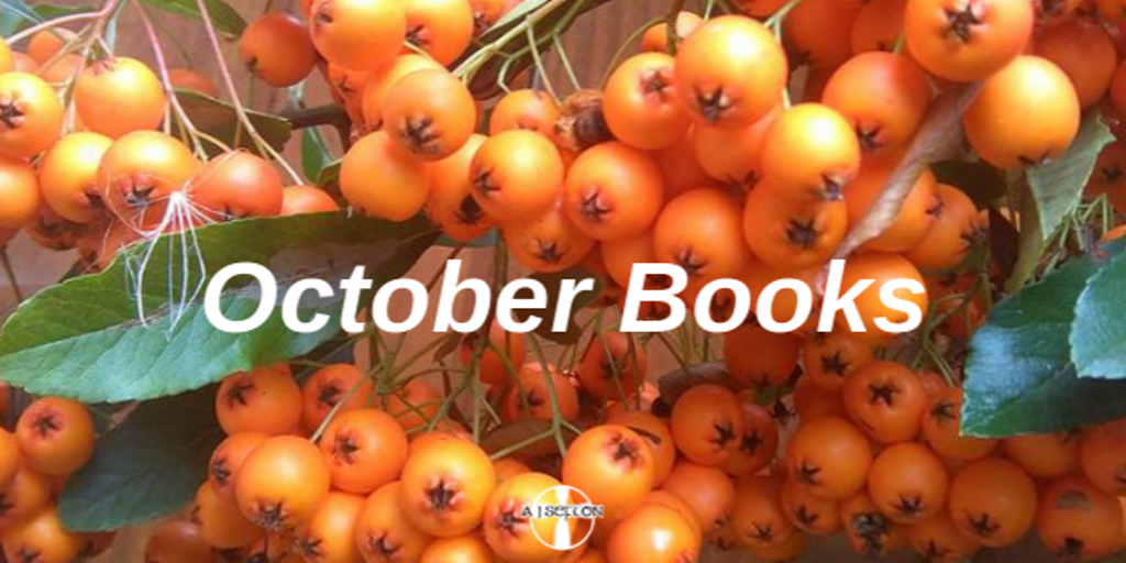 Pyracantha berries by A.J. Sefton. October Books