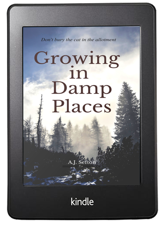 Growing in Damp Places by A.J. Sefton
